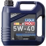 Фото LIQUI MOLY  Optimal Synth 5w40   4л
