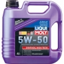 Фото LIQUI MOLY Synthoil High Tech  5w50    4л